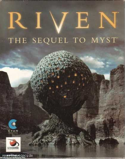 Misc. Games - Riven: The Sequel to Myst