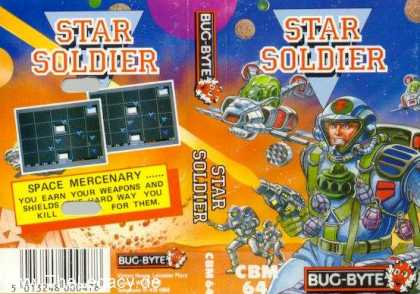 Misc. Games - Star Soldier