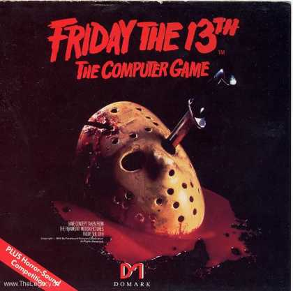 Misc. Games - Friday the 13th: The Computer Game