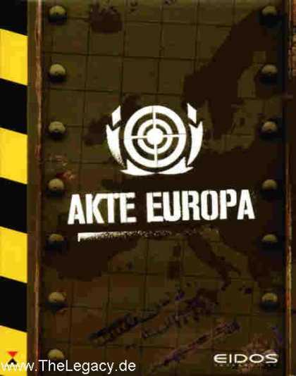 Misc. Games - Akte Europa