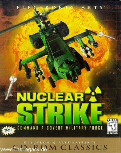 Misc. Games - Nuclear Strike