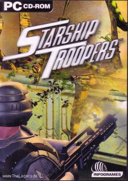 Misc. Games - Starship Troopers: Terran Ascendancy