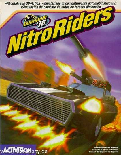 Misc. Games - Interstate '76: NitroRiders
