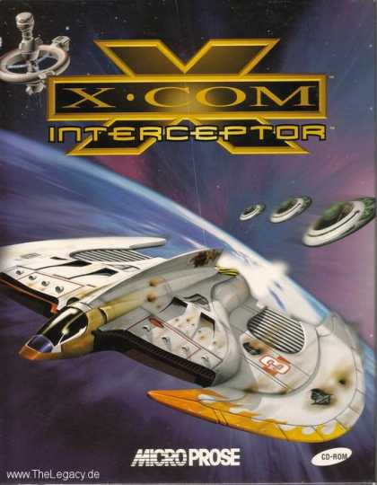 Misc. Games - X-COM: Interceptor