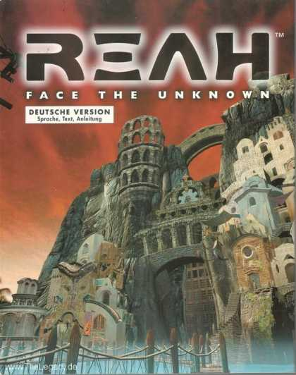 Misc. Games - Reah: Face the Unknown