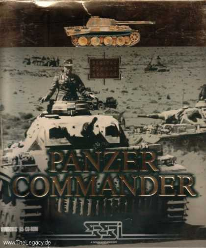 Misc. Games - Panzer Commander