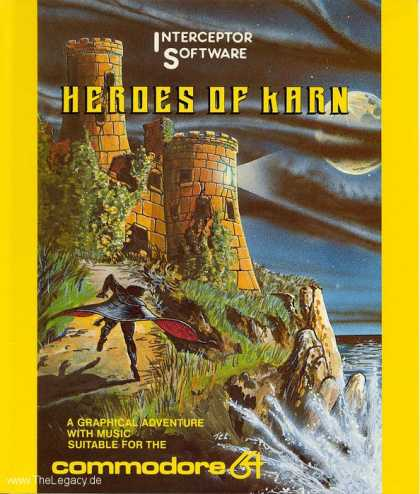 Misc. Games - Heroes of Karn, The