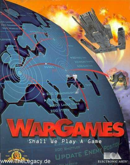 Misc. Games - WarGames: Shall we play a Game