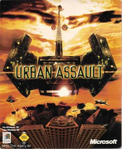 Misc. Games - Urban Assault