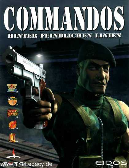 Misc. Games - Commandos: Behind Enemy Lines