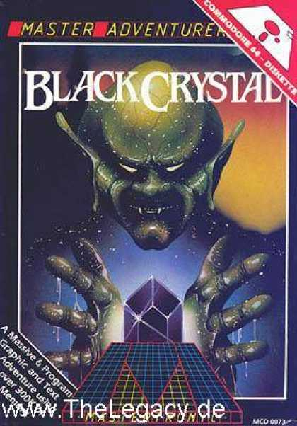 Misc. Games - Black Crystal