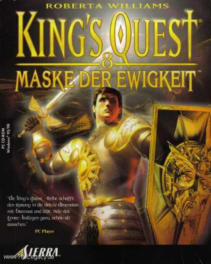Misc. Games - King's Quest: Mask of Eternity