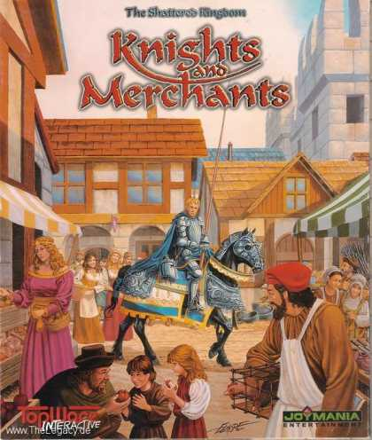 Misc. Games - Knights and Merchants: The Shattered Kingdom