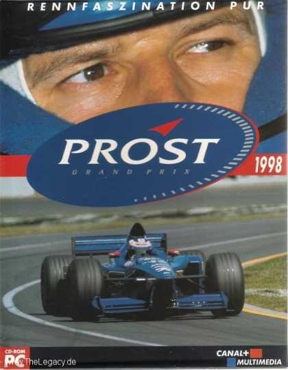 Misc. Games - Prost Grand Prix 1998