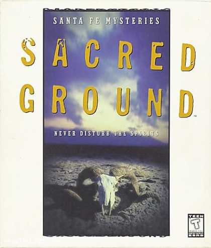 Misc. Games - Santa Fe Mysteries: Sacred Ground