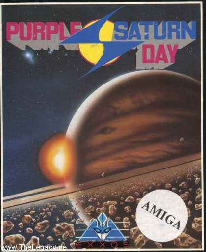 Misc. Games - Purple Saturn Day