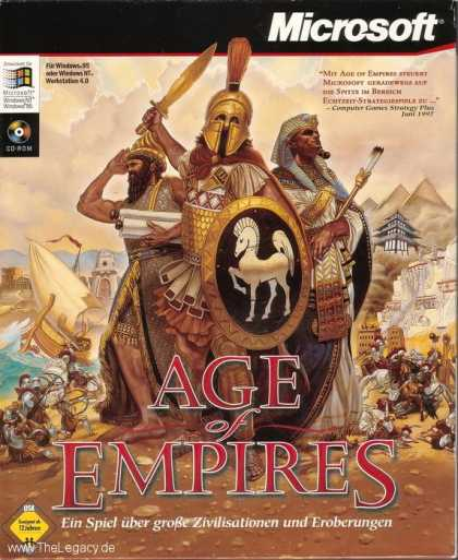 Misc. Games - Age of Empires