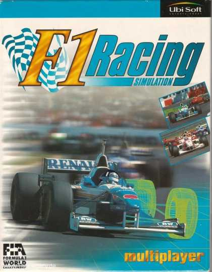 Misc. Games - F1 Racing Simulation