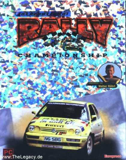 Misc. Games - International Rally Championship