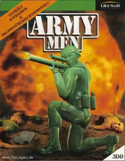 Misc. Games - Army Men