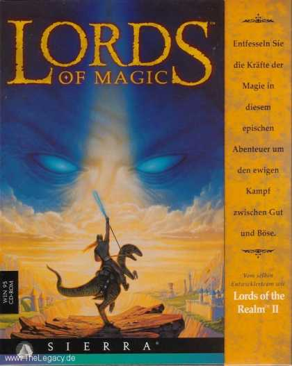 Misc. Games - Lords of Magic