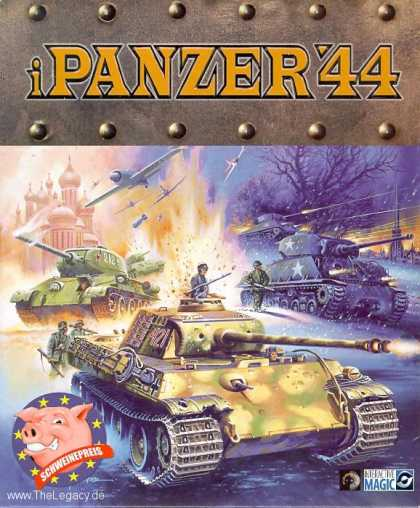Misc. Games - iPanzer '44