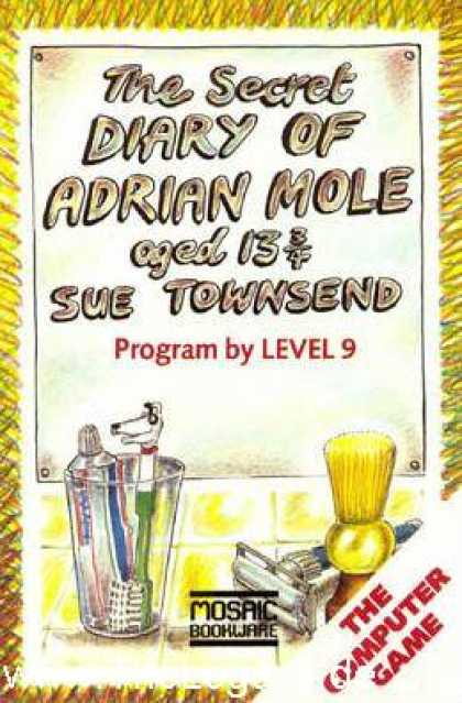 Misc. Games - Secret Diary of Adrian Mole aged 13 3/4, The