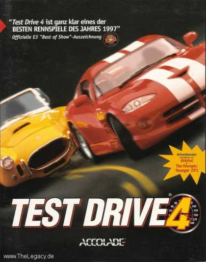 Misc. Games - Test Drive 4
