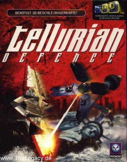 Misc. Games - Tellurian Defence