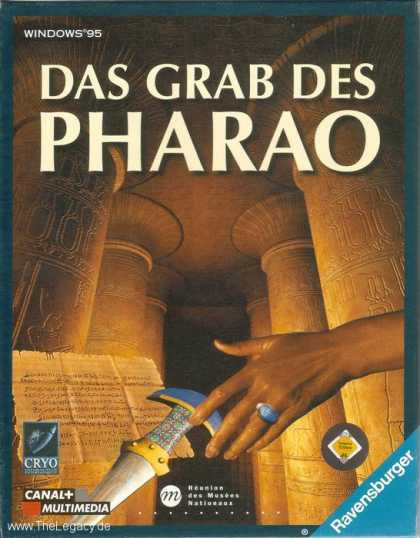 Misc. Games - Egypt 1156 B.C.: Tomb of the Pharao