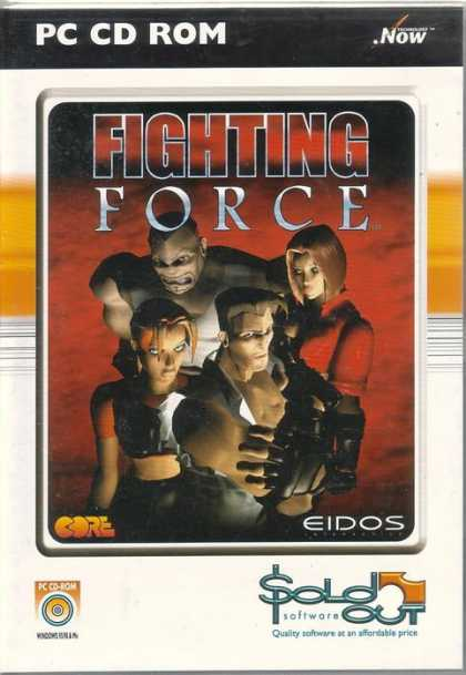 Misc. Games - Fighting Force