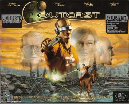 Misc. Games - Outcast