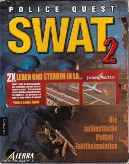 Misc. Games - SWAT 2