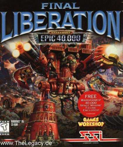 Misc. Games - Warhammer Epic 40.000: Final Liberation