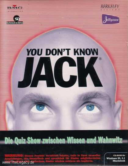 Misc. Games - You don't know Jack
