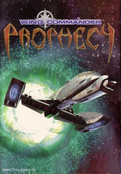 Misc. Games - Wing Commander: Prophecy