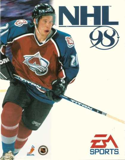 Misc. Games - NHL 98