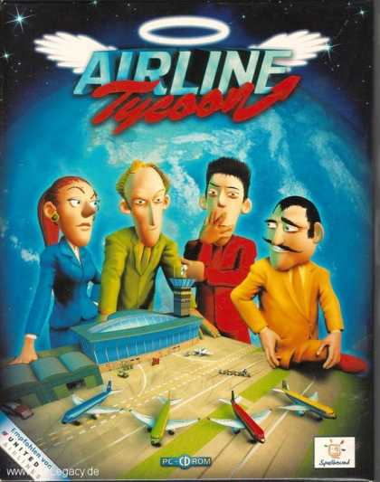 Misc. Games - Airline Tycoon