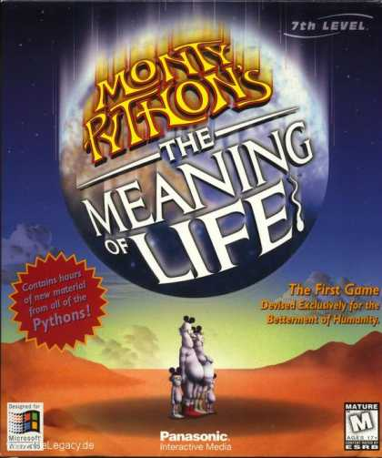 Misc. Games - Monty Pythons: The Meaning of Life