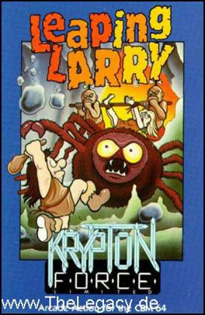 Misc. Games - Leaping Larry