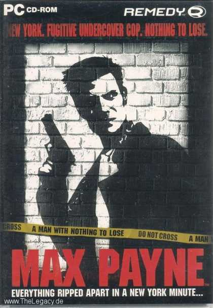 Misc. Games - Max Payne
