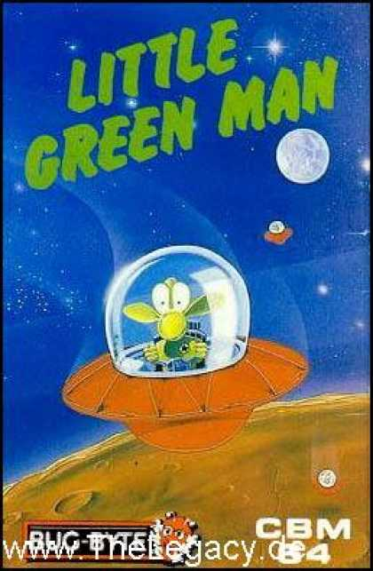 Misc. Games - Little Green Man