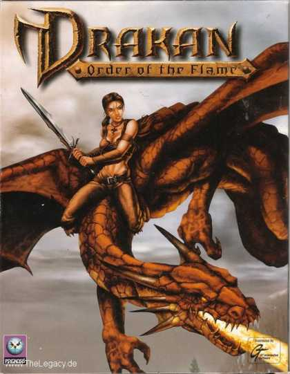 Misc. Games - Drakan: Order of the Flame
