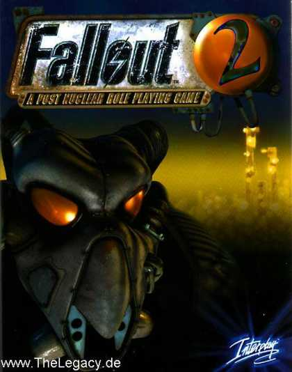 Misc. Games - Fallout 2: A Post Nuclear Role Playing Game