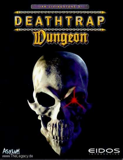 Misc. Games - Ian Livingstone's Deathtrap Dungeon