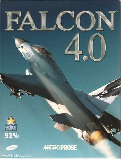 Misc. Games - Falcon 4.0