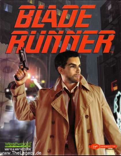 Misc. Games - Blade Runner