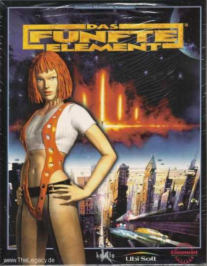 Misc. Games - Fifth Element, The