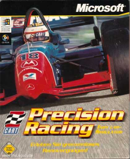 Misc. Games - Cart Precision Racing
