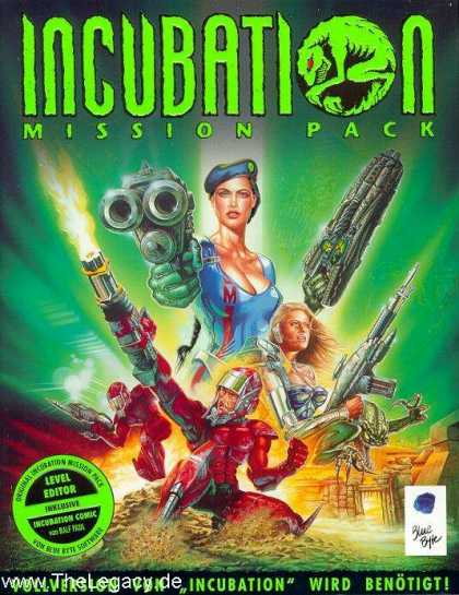Misc. Games - Incubation Mission Pack